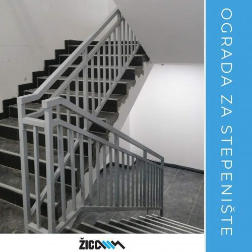 Ograda za stepenište
